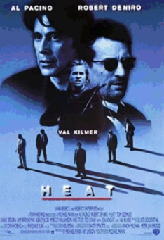 Heat film promo by Claire Buchholz