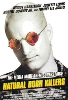 Natural Born Killers film promo by Claire Buchholz